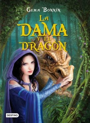 La dama y el dragón portada.jpg