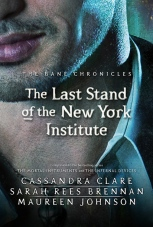 The last stand of the New York Institute Cover.jpg